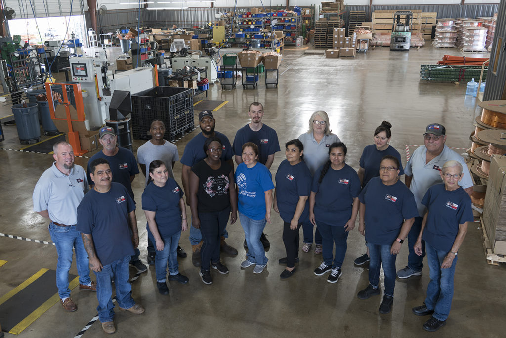 TubeFab Employees
